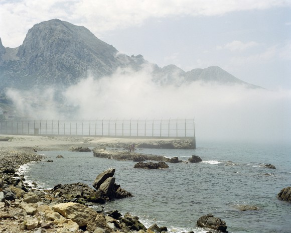 Migration_Separation_Fence_Between_Europe_and_North_Africa_4_from the series_Citizen_2013