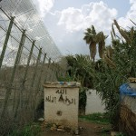 Migration Separation Fence Between Europe and North Africa 2013 (3)